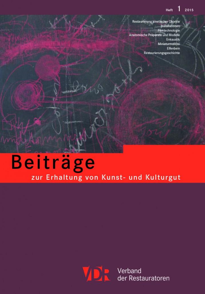 VDR_Beiträge_Umschlag