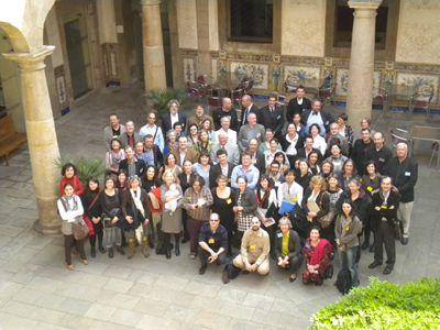 E.C.C.O. Generalversammlung in Barcelona.