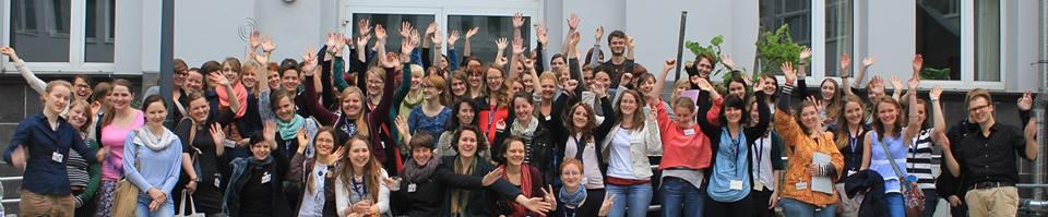 Teilnehmer des Studentenkolloqiums 2014