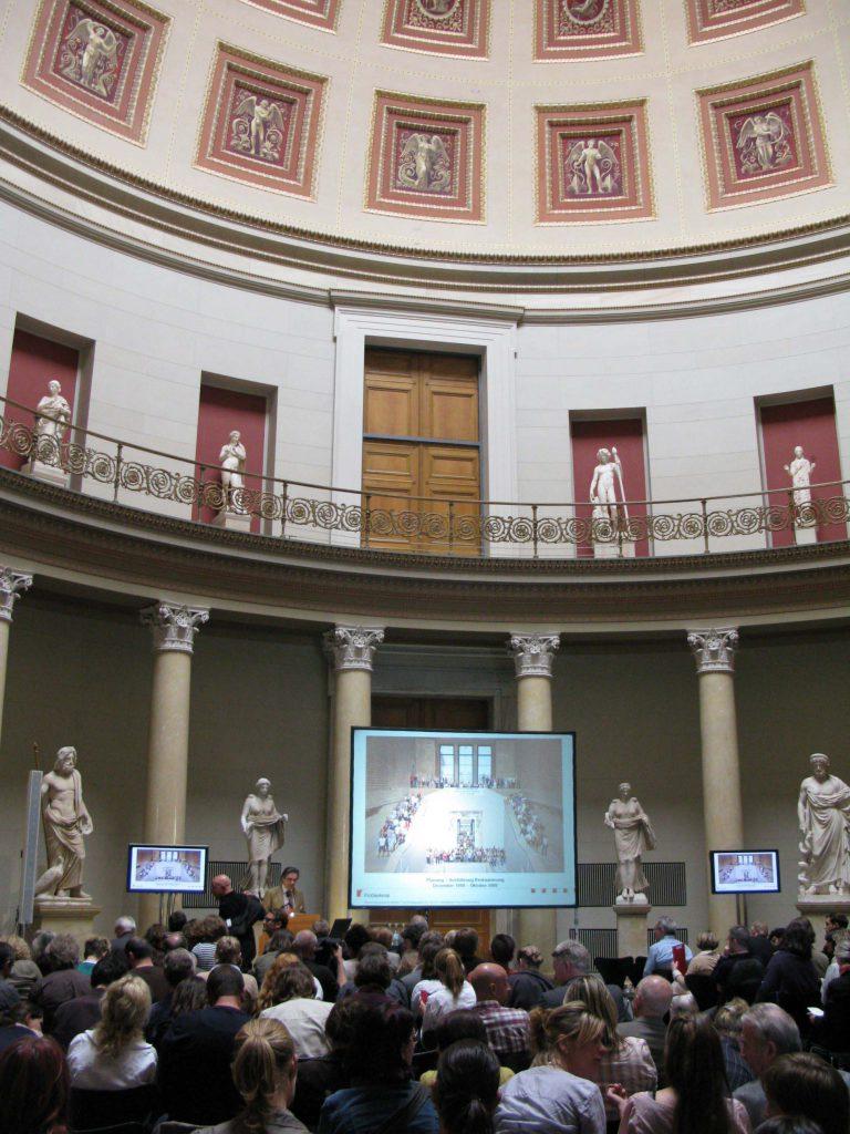 Tagung im Neuen Museum. Foto: vdr