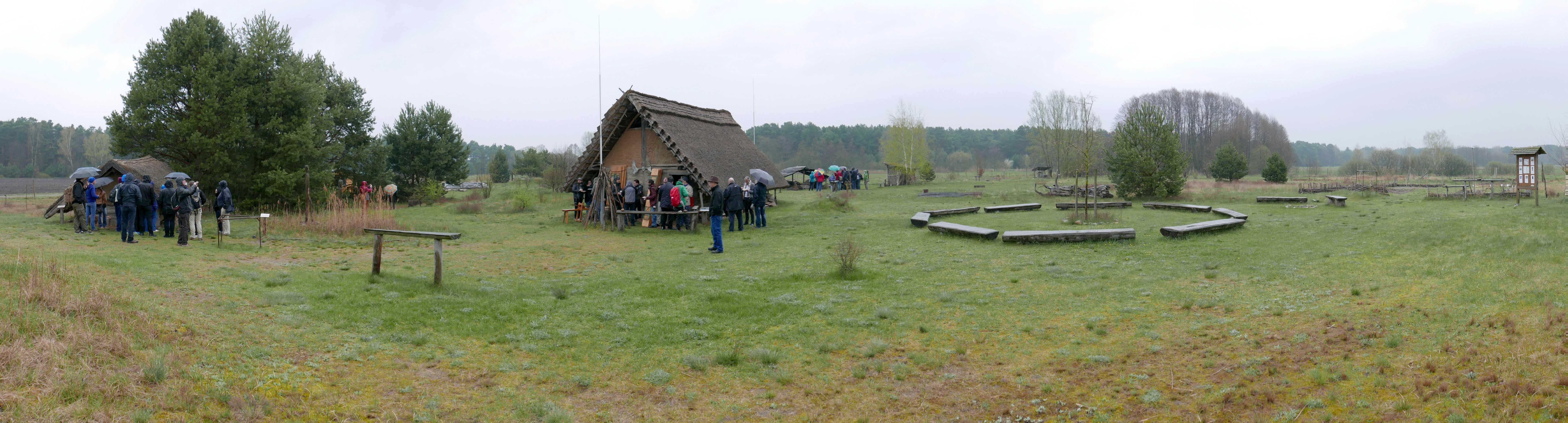 """Exkursion während der Tagung """"Vom Drunter und Drüber"""". Foto: M. Rummer"""