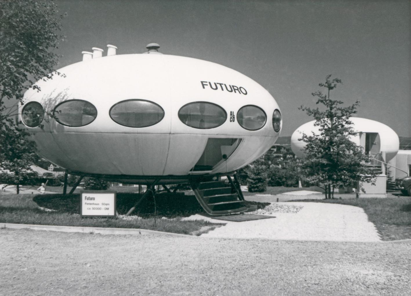 Futuro Eine Ikone Des Space Age Verband Der Restauratoren Vdr