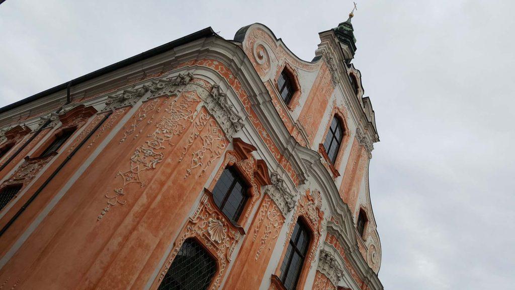 Treffpunkt Asamkirche Ingolstadt. Foto: VDR Geschäftsstelle
