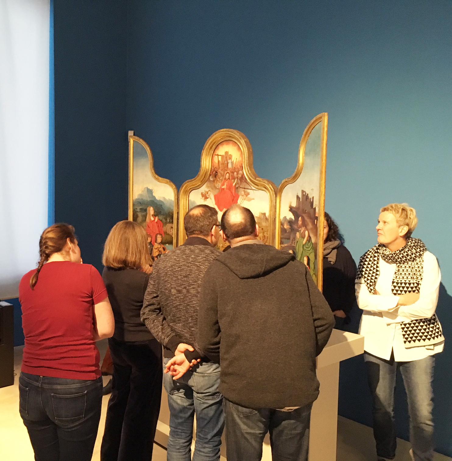 Besuch der Dauerausstellung im LVR Landesmuseum Bonn