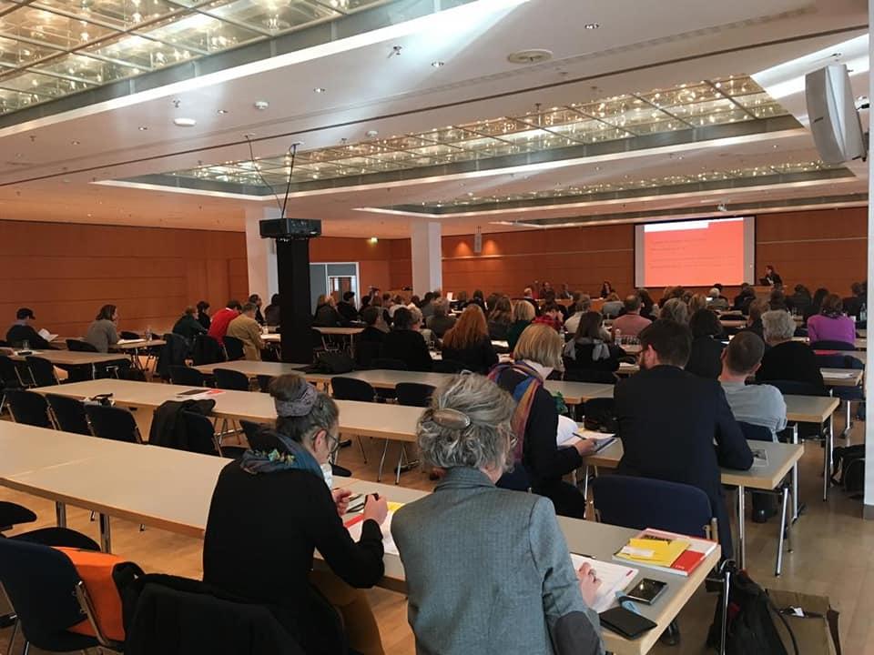 Die Mitgliederversammlung behandelte wichtige Themen wie die Erhöhung der Mitgliedsbeiträge und die Einrichtung einer Rechtshilfeunterstützung. Foto: Patricia Brozio