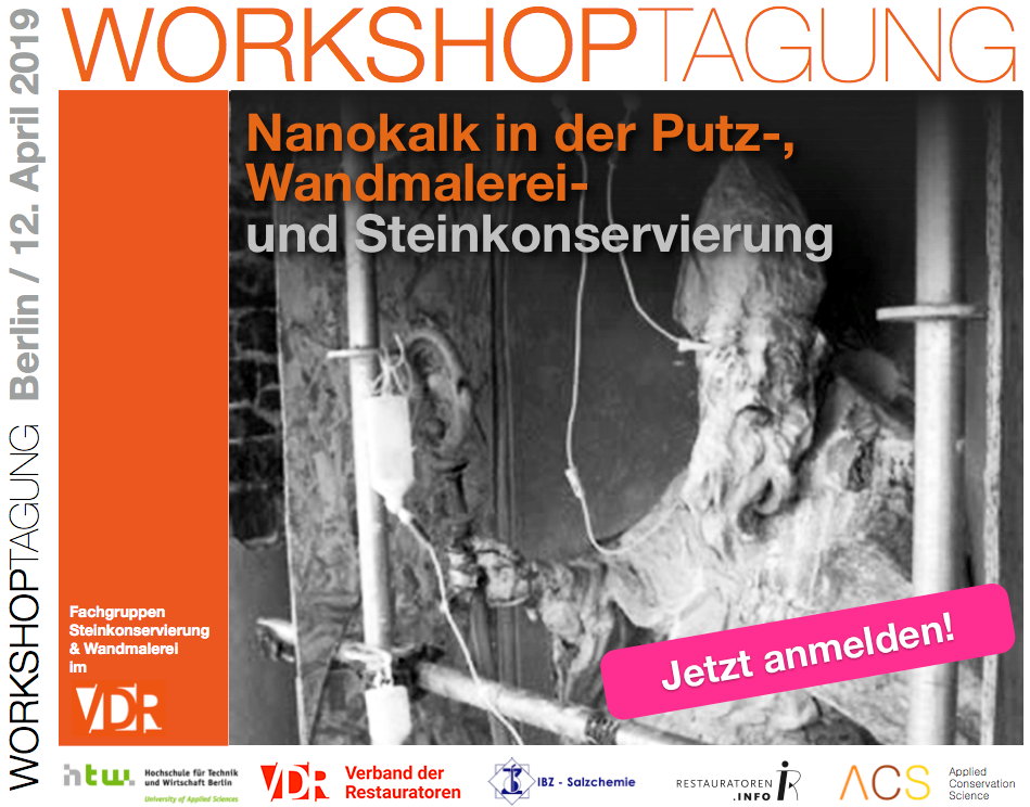 Workshop und Tagung Nanokalk 2019 (Foto: IBZ Salzchemie)