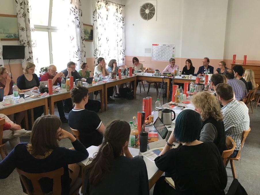 38. Vorstandssitzung, Kassel 2019 (Fotos: Anne Harmssen)