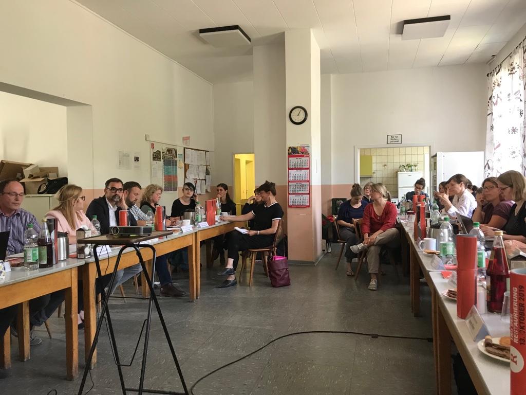 38. Vorstandssitzung, Kassel 2019 (Foto: Anne Harmssen)