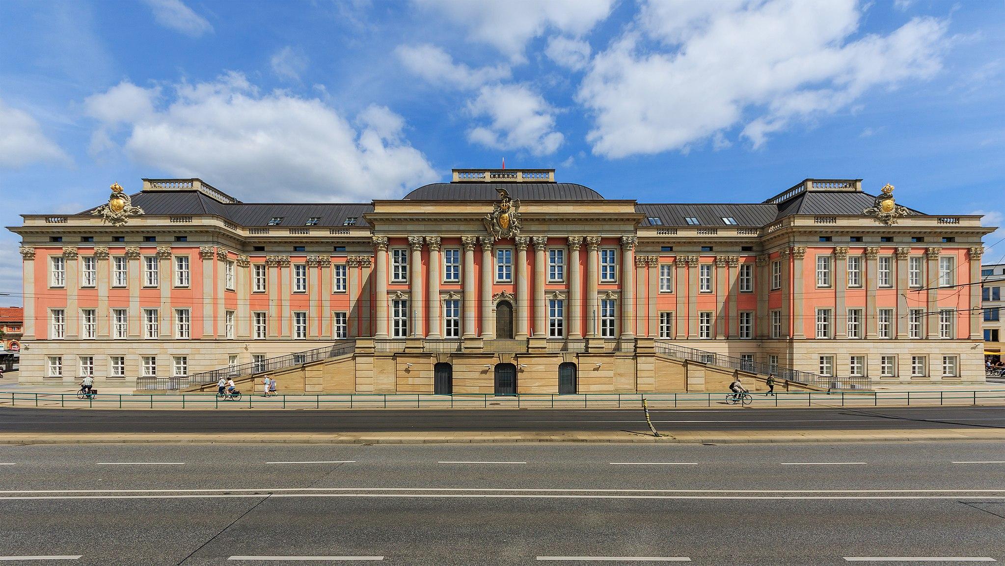 Stadtschloss Potsdam (Foto: A.Savin, WikiCommons)