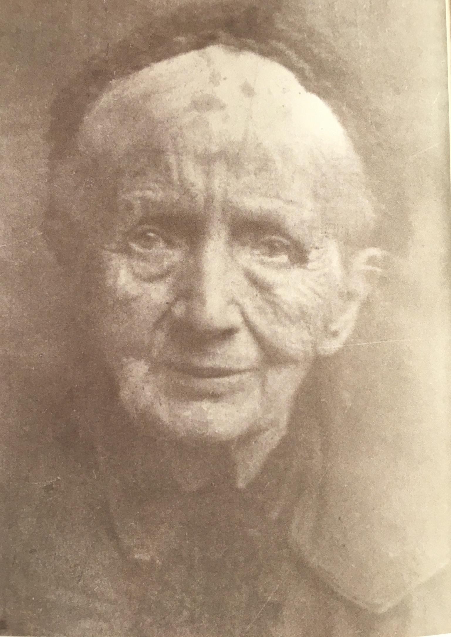Fotografie eines Damenporträts von Bernhard Hendrich