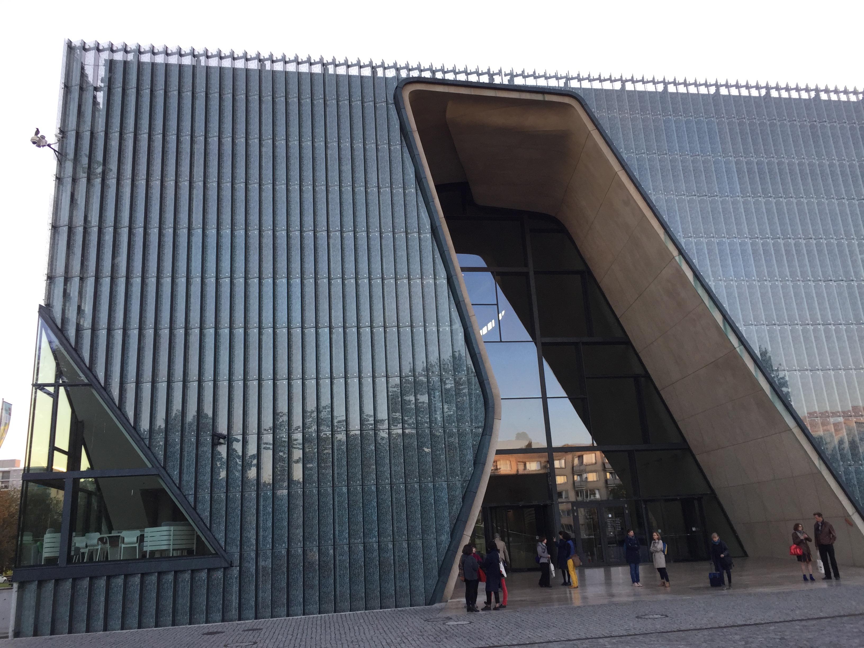 Der 14. IADA-Kongress fand in Warschau im Museum der Geschichte der polnischen Juden statt. (Foto: Ricarda Holly)