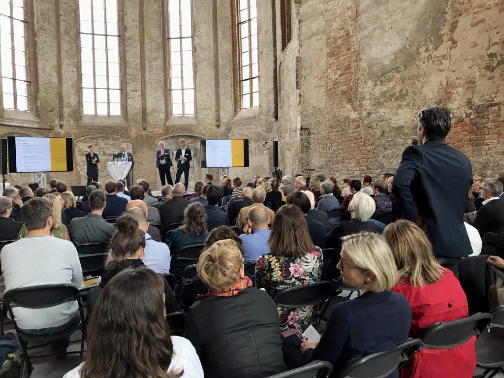 """Fachgespräch """"Zusammenwirken"""" in Brandenburg an der Havel (Foto: Krekeler Architekten Generalplaner)"""