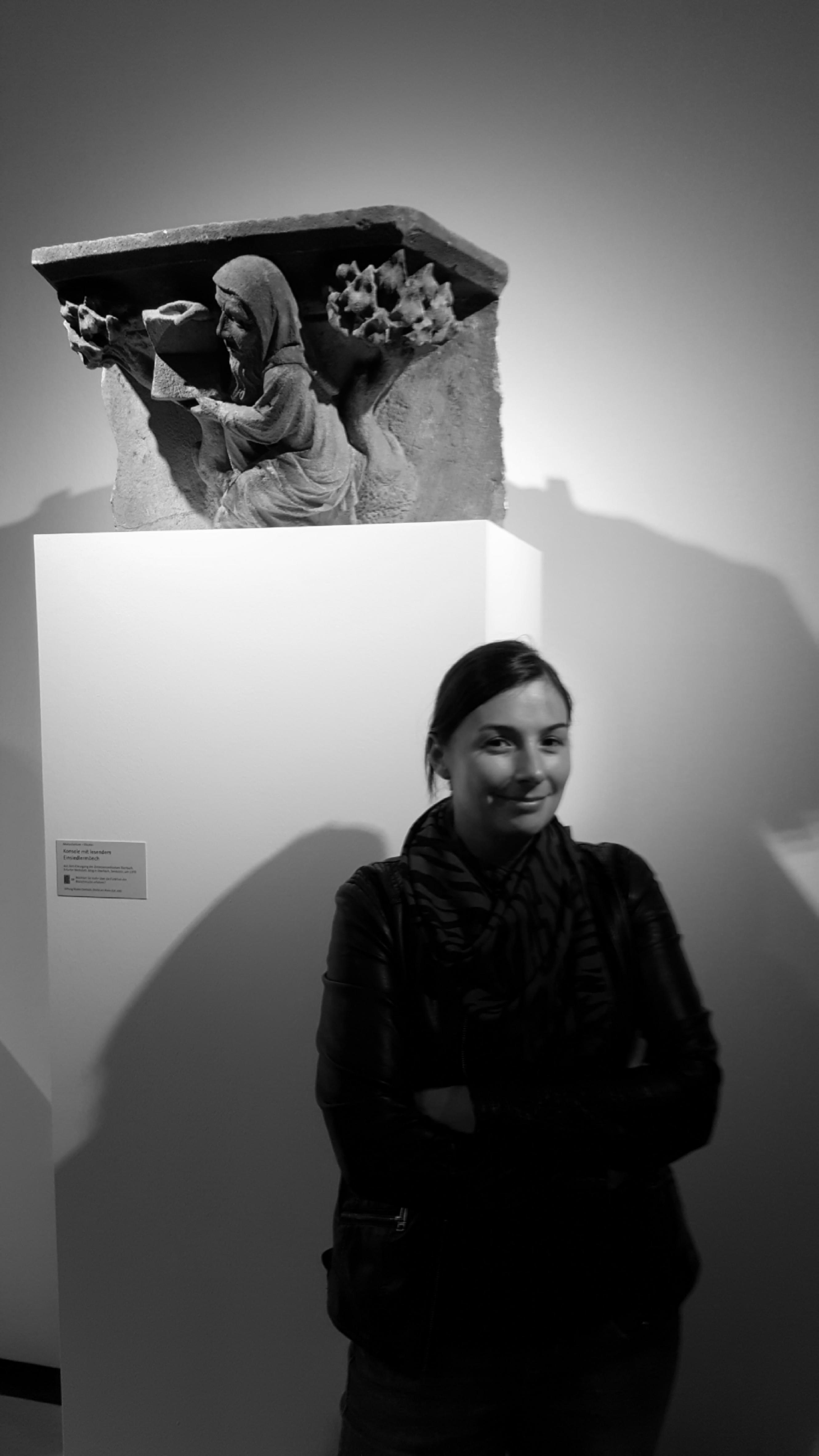 Vorstandssitzung in Bonn mit Ausflug ins Landesmuseum.