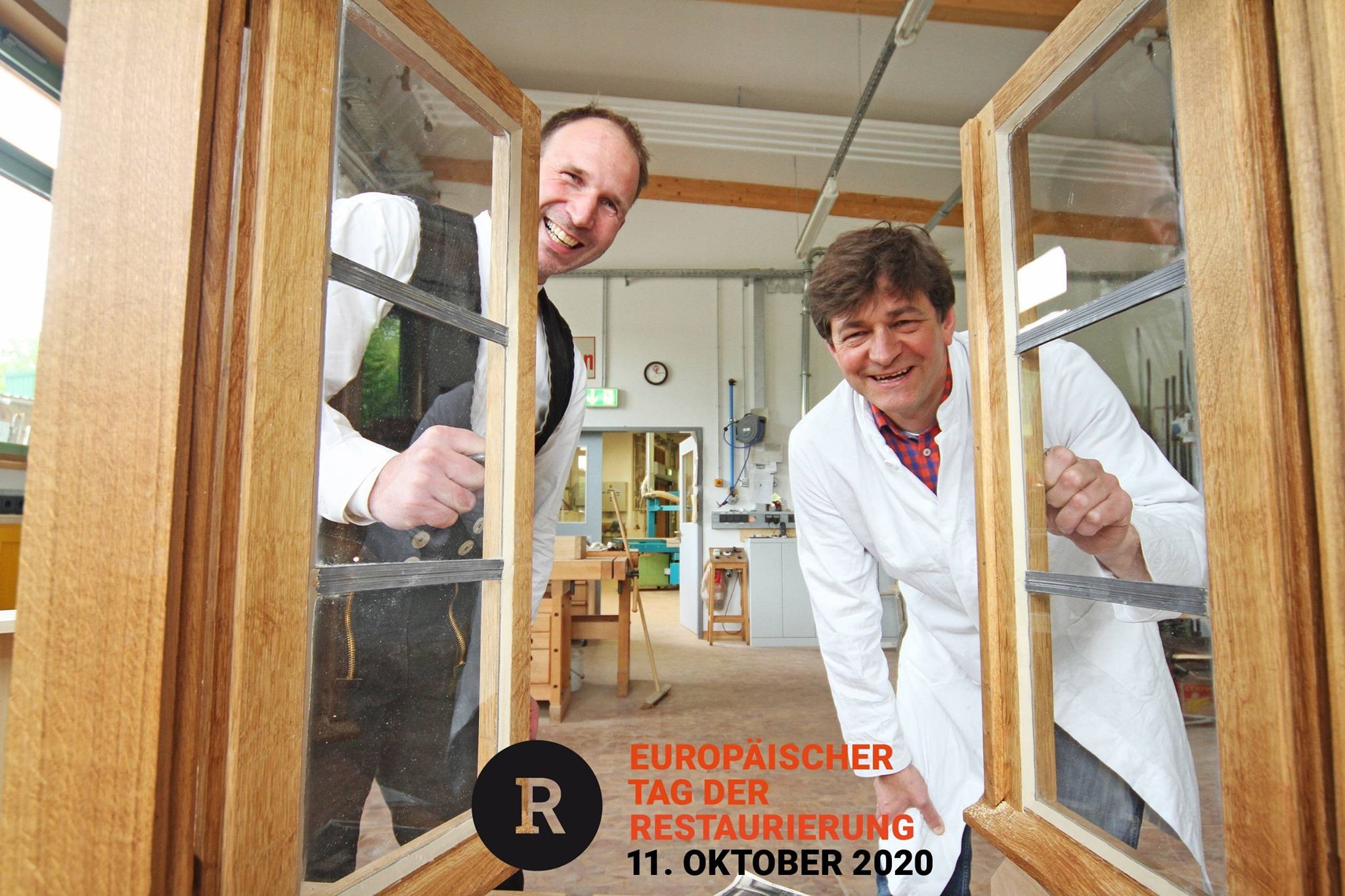 Auch die Restauratoren im Freilichtmuseum Detmold öffneten am 11. Oktober ihre Türen.