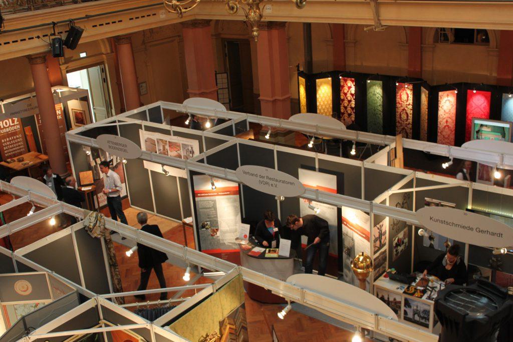 Der VDR auf der Messe Heritage im Oktober 2014. Foto: VDR