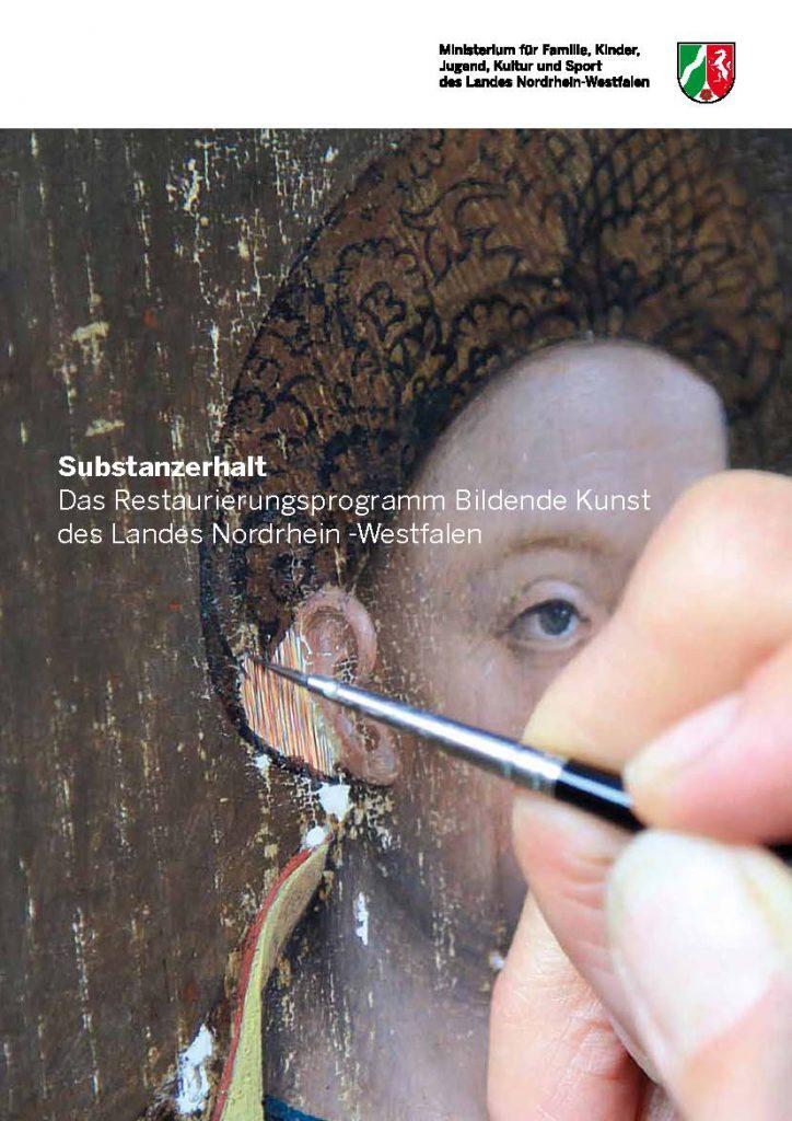 Publikation 2010 Substanzerhalt Cover