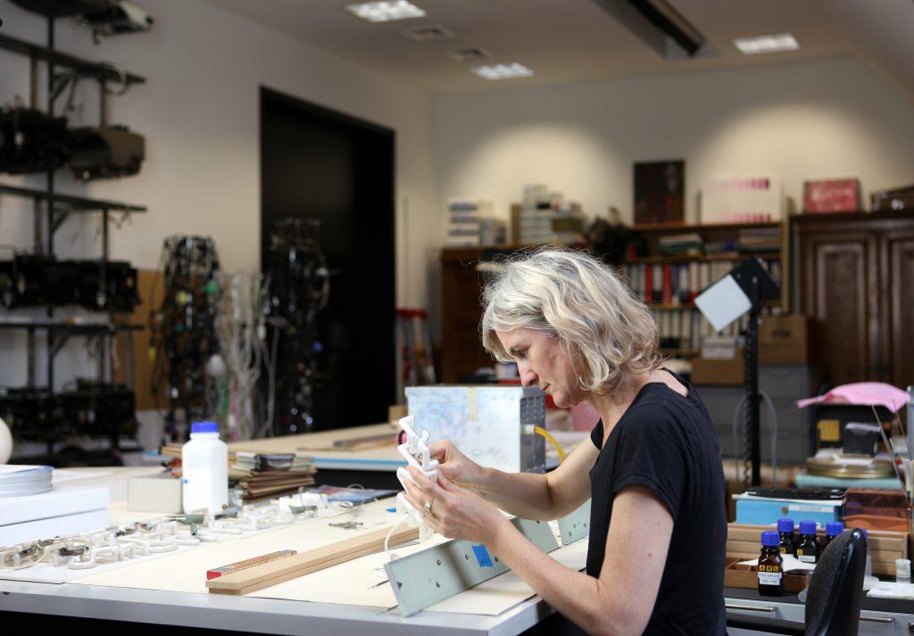 Barbara Sommermeyer richtet die Tagung Fail better aus. Foto: Hamburger Kunsthalle