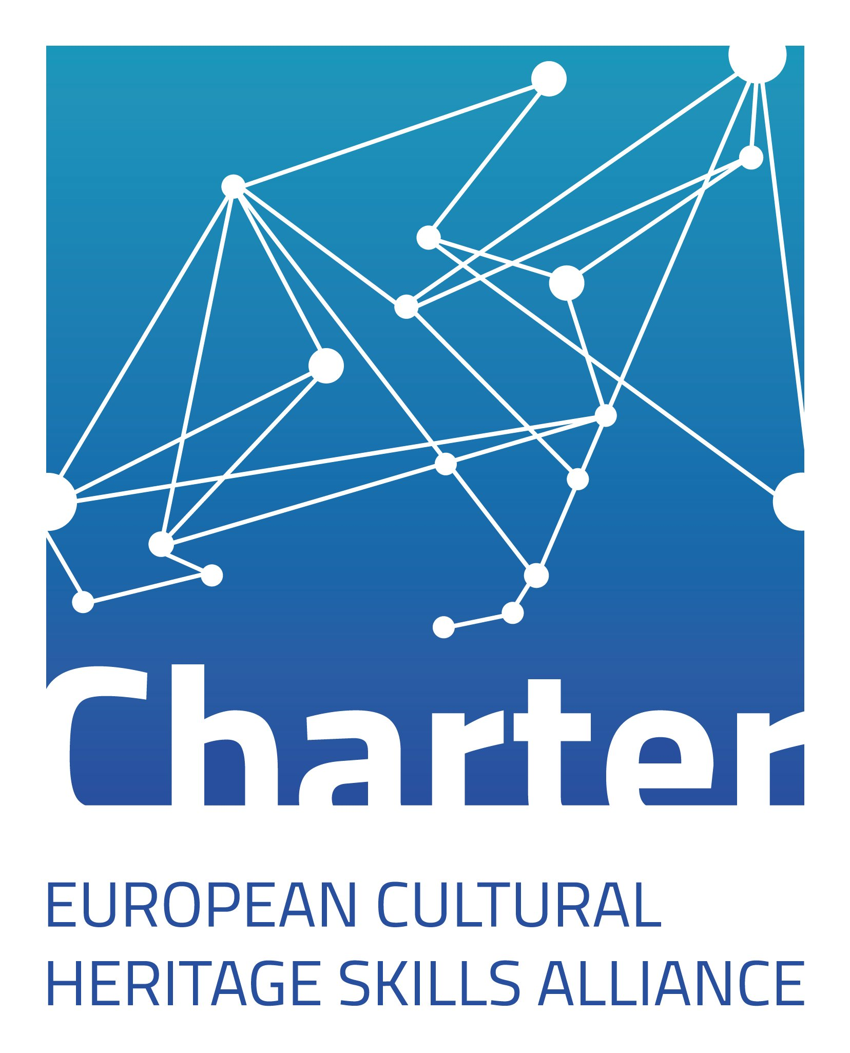 Das Logo der CHARTER Allianz.