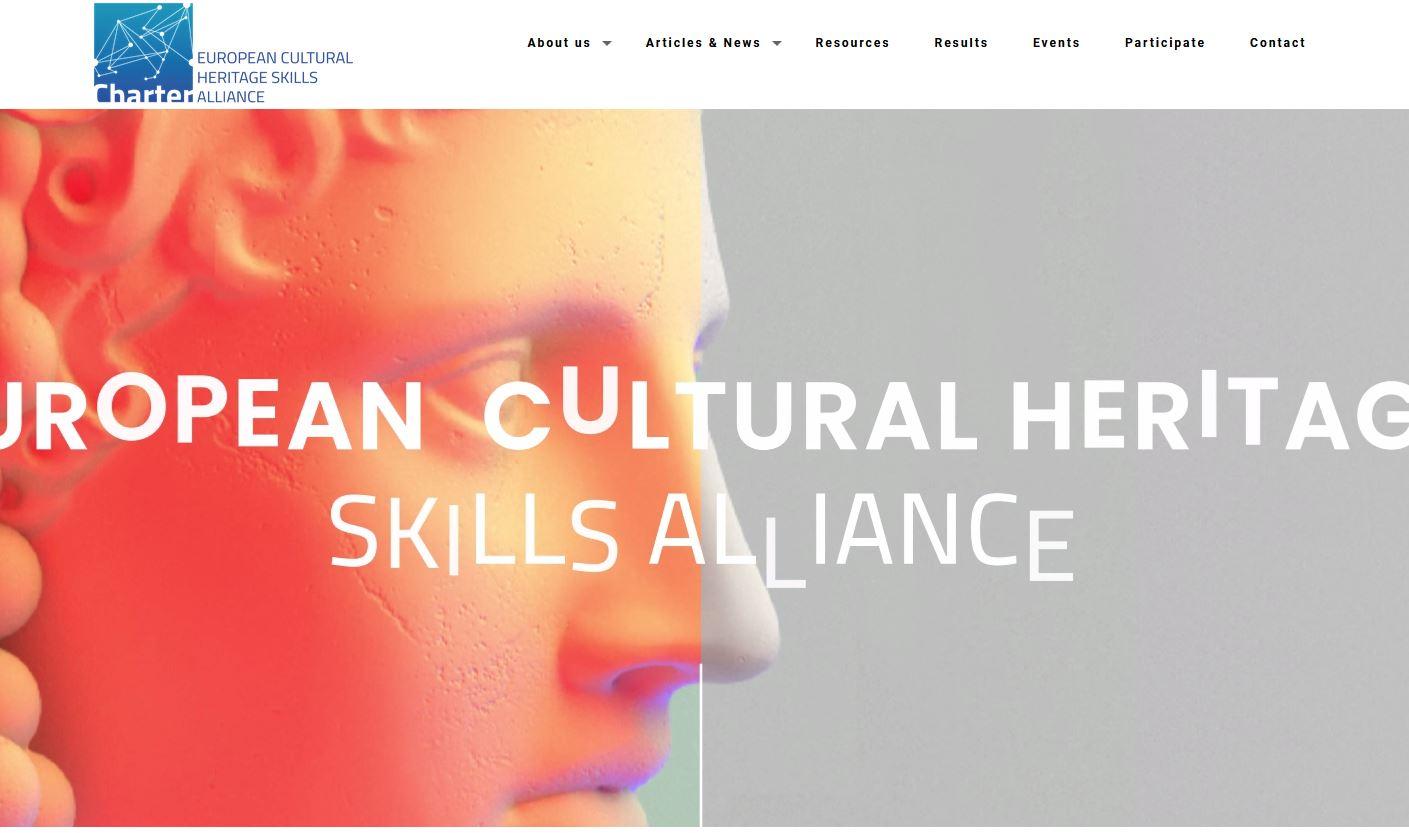 Die offizielle Website von Charter unter www.charter-alliance.eu.