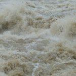 Hochwasser: Tosendes Wasser, wohin das Auge schaut …