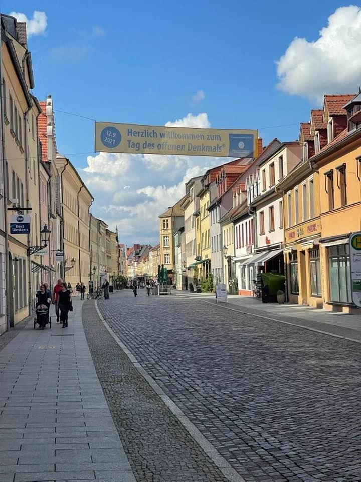 Wittenberg am 11. September.