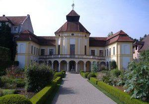 Alte Anatomie in Ingolstadt. Hier ist das Medizinhistorische Museum untergebracht. (Foto (c) Christian Karl, CC BY SA.3.0)