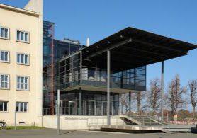Wahlprüfsteine zur Landtagswahl in Sachsen im September. Sächsischer Landtag, Dresden (Foto: Kolossos, Wikipedia, Creative Commons https://creativecommons.org/licenses/by/3.0)