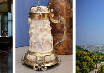 Bildnachweis: Links: © Kunsthistorisches Museum Wien; Mitte: © Johanna Wilk; Rechts: © Esterházy Betriebe GmbH, Foto: Foto im Lohnbüro