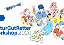 Titelbild KulturGutRetter (Grafik von Sebastian Lörscher - DAI und ArcHerNet)