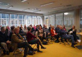 Auftakt des Europäischen Tags der Restaurierung in Kiel. Foto: VDR-Landesgruppe Schleswig-Holstein