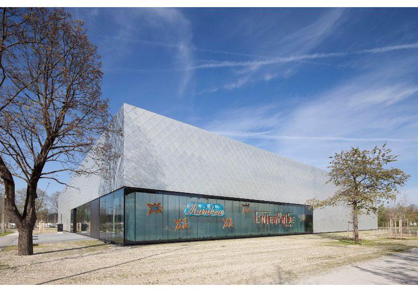 Museumsdepot der Landeshauptstadt München (Foto: Stadt München, Florian Holzherr)