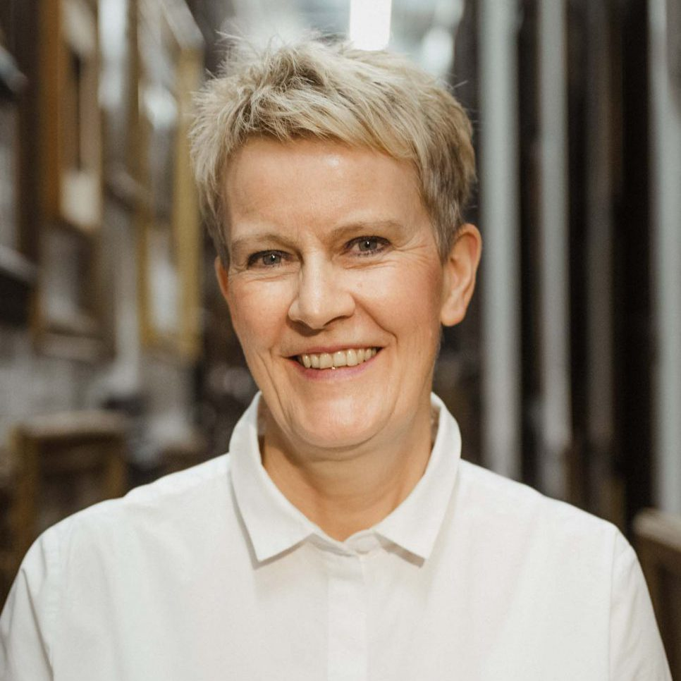 Anne Harmssen ist seit November 2017 neues Präsidiumsmitglied.