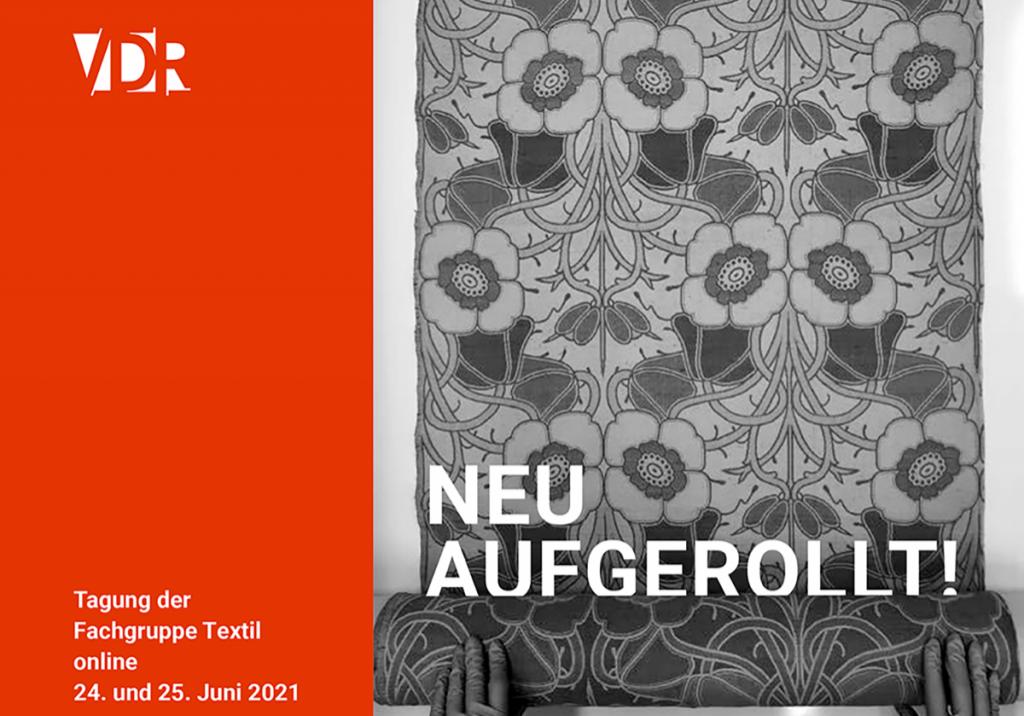 Titelbild_Textiltagung_2021_© Deutsches Textilmuseum Krefeld, 2019