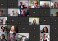 Virtuelle Vorstandssitzung des VDR