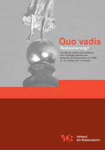 Cover_Quo_Vadis_Restaurierung